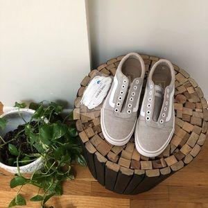 Taupe Van Sneakers